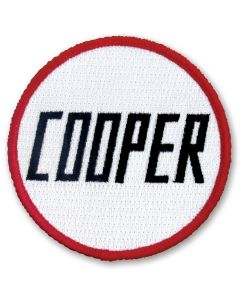 Cooper Badge - Sew On