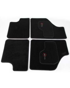 MCPIS.CM-SL Cooper Logo Luxury Carpet Mat Set