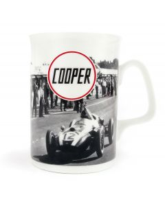 Cooper Aintree 1959 Victory China Mug