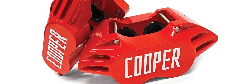 Cooper Car Company Mini Brakes