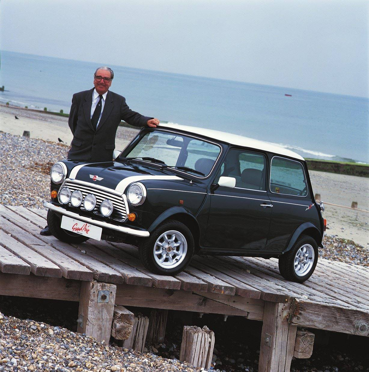 The Legends Behind The Success of The Mini Cooper