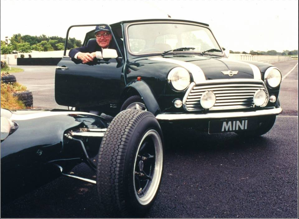 John Cooper – How He Revolutionised Motorsport and Inspired Mini Specialists