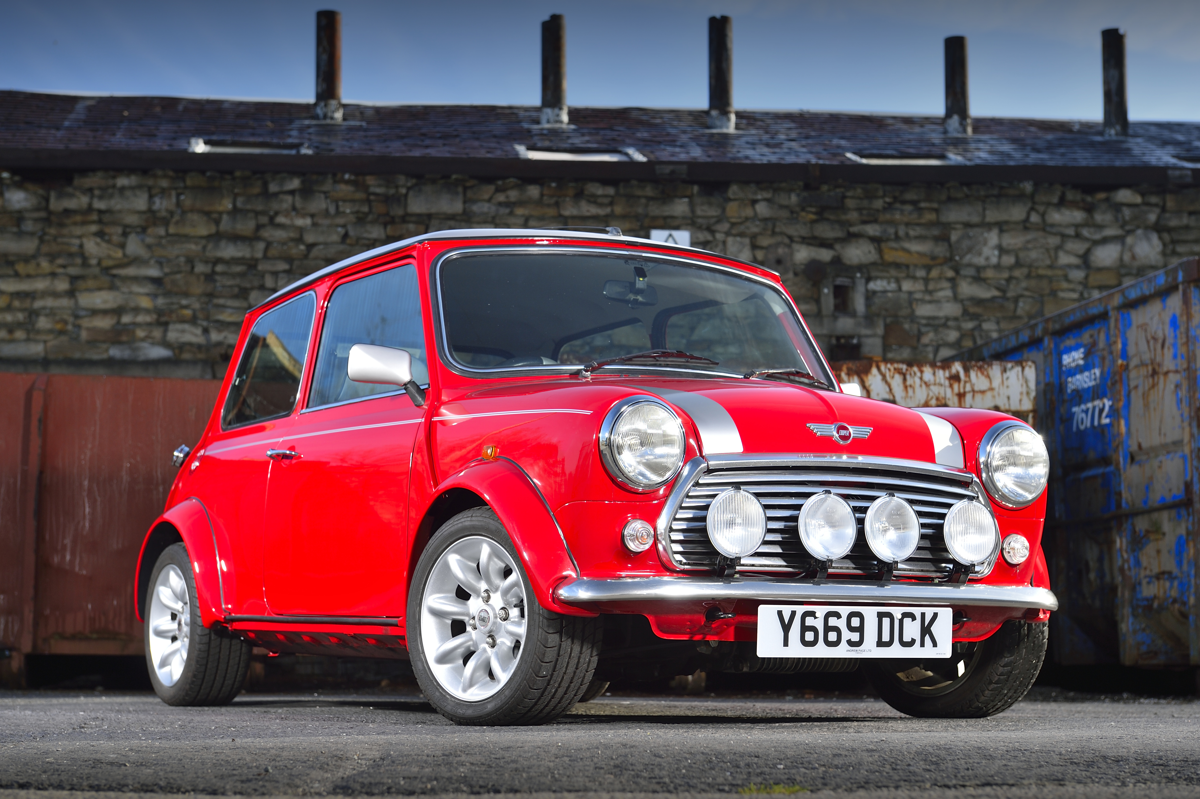 Re-Launching The 'Cooper Car Company' In Association With Mini Sport